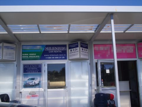 dubrovnik airport rent a car office