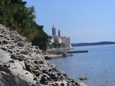 A wonderful holiday in Croatia in 2009 with great friends