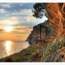 Pogled s konavoskih stijena :)