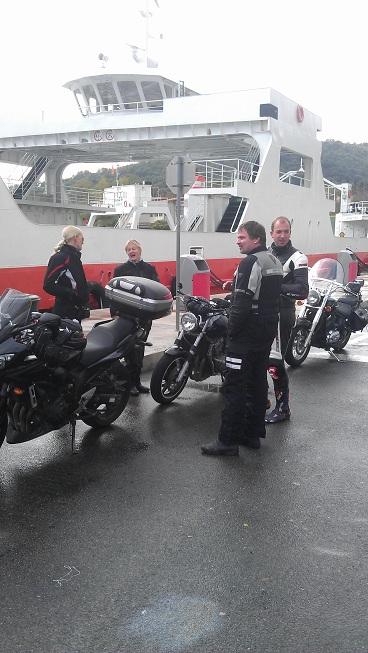 Ferry port Kamenari
